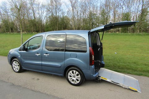 Citroën Berlingo Multispace HDi Plus 2015