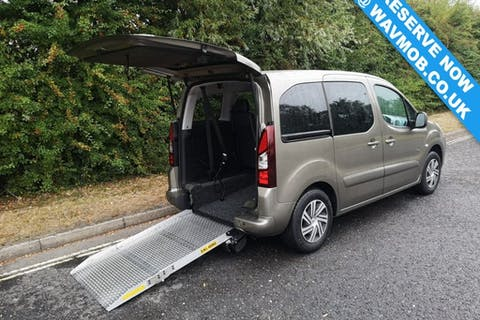 Gold Citroën Berlingo Multispace E-hdi Vtr Etg6 2015