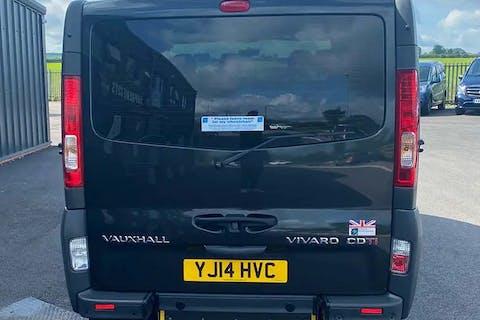 Vauxhall Vivaro 2900 Combi CDTi Tecshift SWB 2014