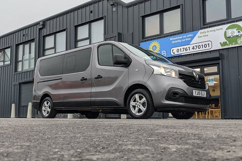 Renault Trafic Ll29 Business Plus Energy DCi S/r P/v 2015