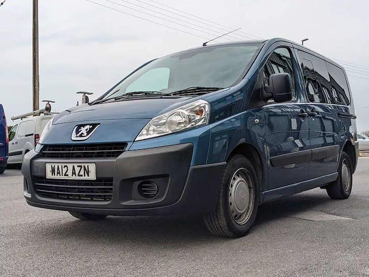 Peugeot Expert HDi Tepee Comfort 2012