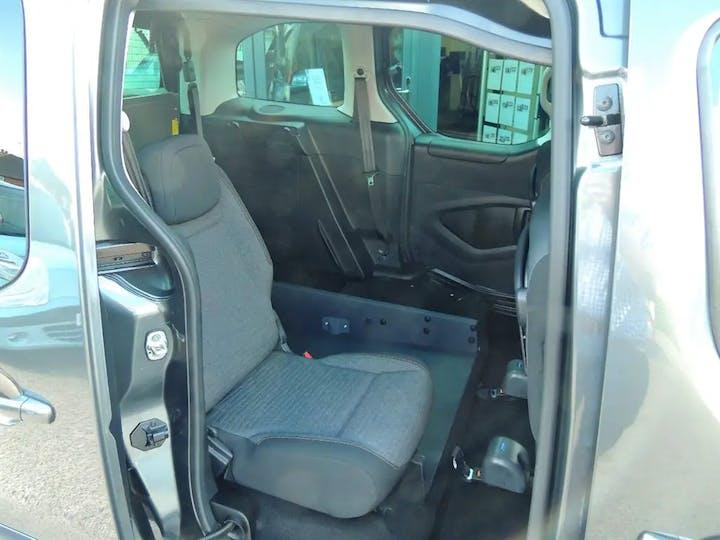 Grey Citroën Berlingo Multispace Bluehdi Platinum 2018