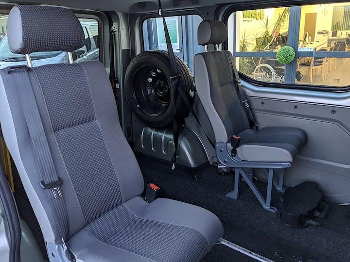 Vauxhall Vivaro Combi CDTi SWB 2013