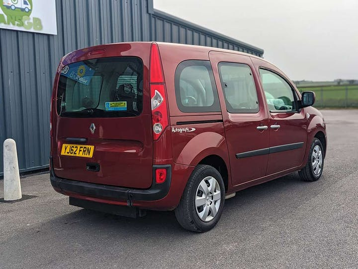 Renault Kangoo Expression 16V 2012