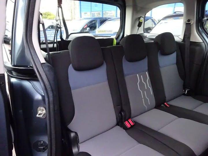 Grey Peugeot Partner Tepee S HDi 2012