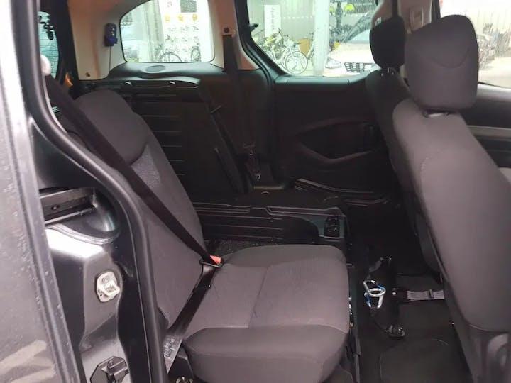 Grey Peugeot Partner Horizon RS 2018