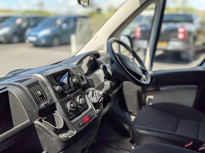 Peugeot Boxer HDi 333 L1h1 W/v 2015