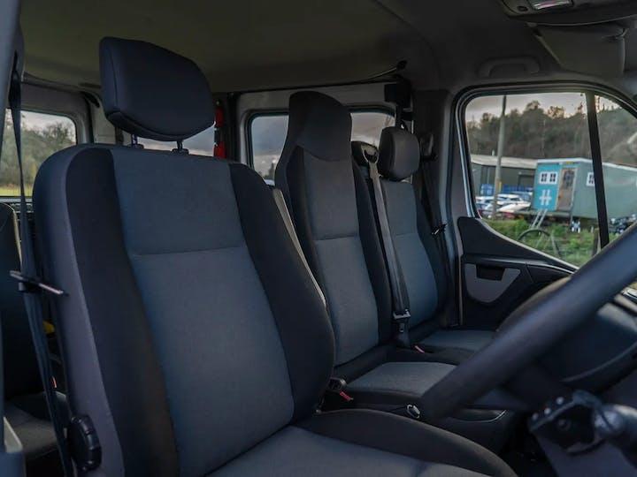 Grey Renault Master Sl30 Business DCi Combi 2015