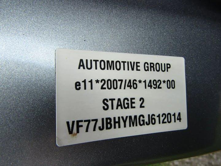 Grey Citroen Berlingo Multispace Bluehdi Feel Edition Etg6 2016