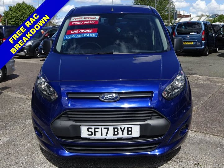Blue Ford Freedom Re 2017
