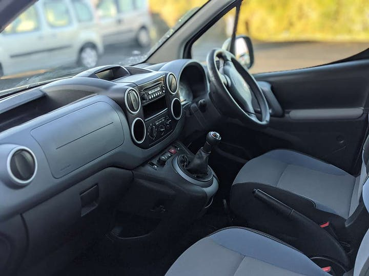 Peugeot Partner HDi Tepee S 2012