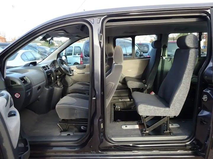 Grey Peugeot Expert HDi Tepee Leisure L2 2012