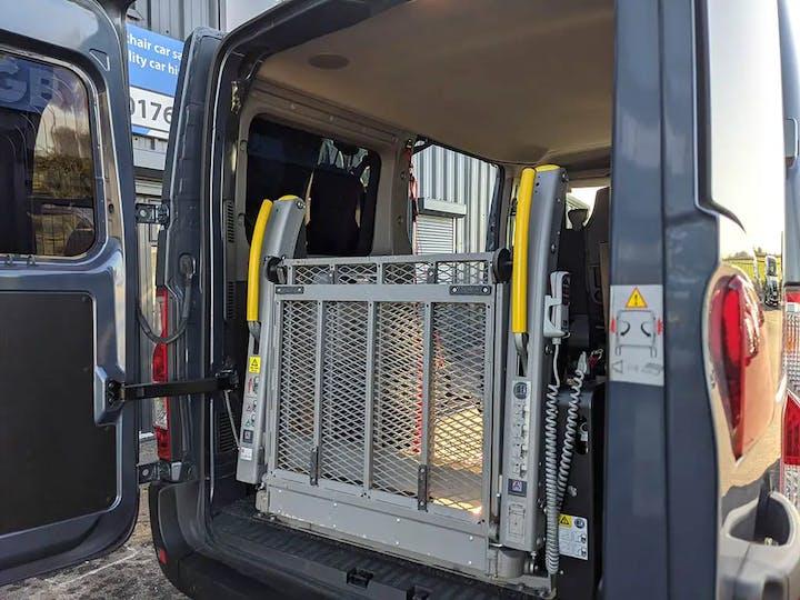 Renault Master Sl30 Business DCi Combi Quickshift 2015