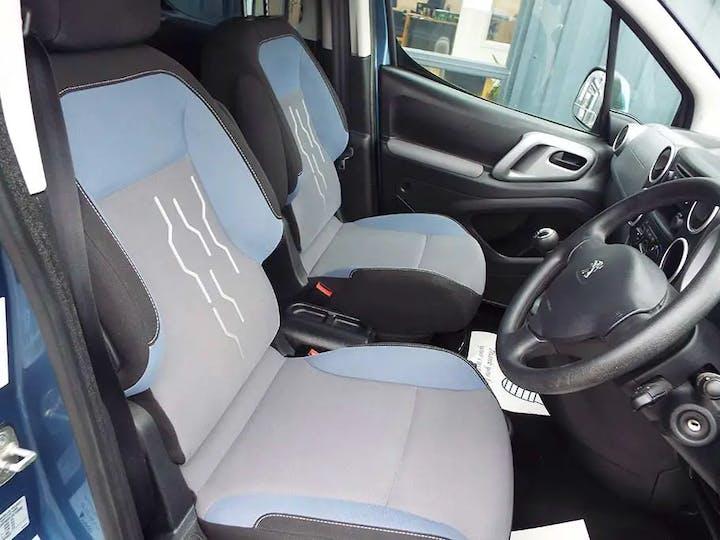 Peugeot Partner Tepee Active 2016