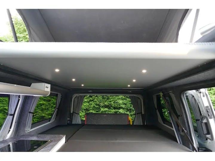 Silver Ford Tourneo Custom 2.0 310 Titanium TDCi 2017