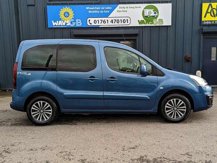 Peugeot Partner Blue HDi Tepee Active 2016