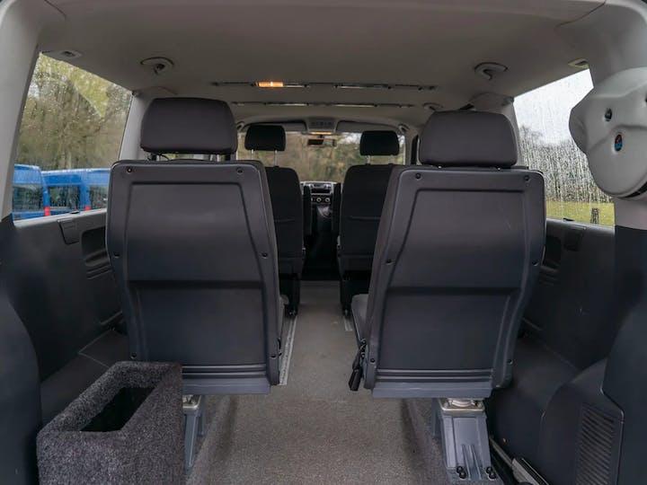 Grey Volkswagen Transporter T28 TDi P/v Startline 2014