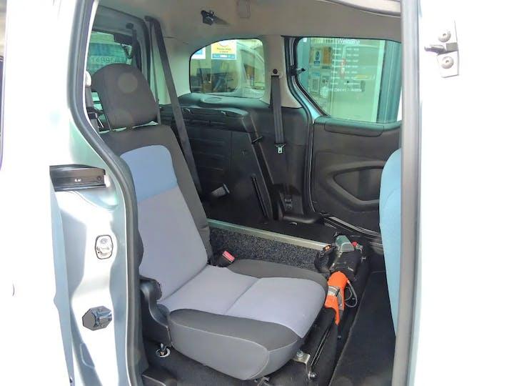 Silver Citroën Berlingo Multispace Edition 2017