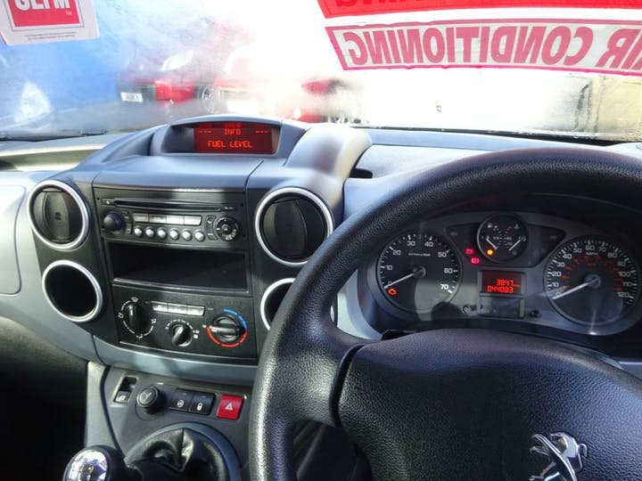 Peugeot Partner HDi Tepee S 2014