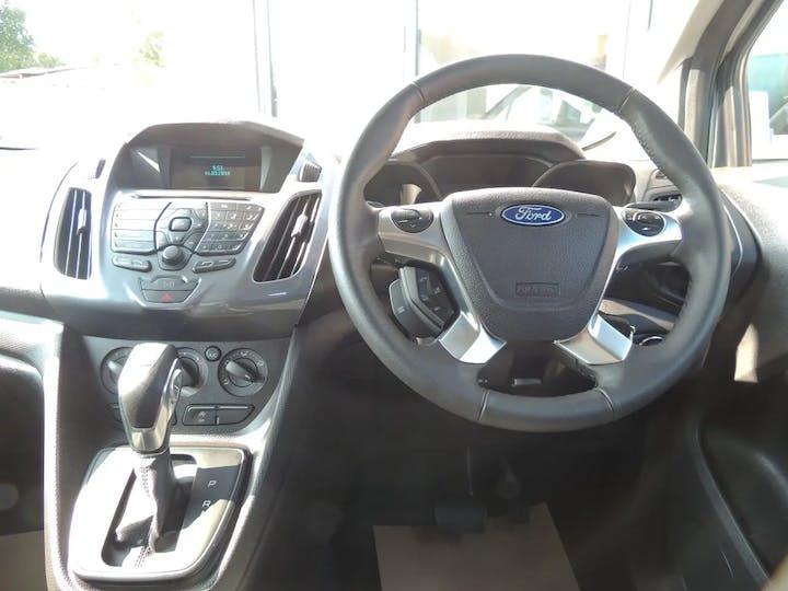 Silver Ford Tourneo Connect 1.5 TDCi 120 Titanium 5dr Powershift 2018