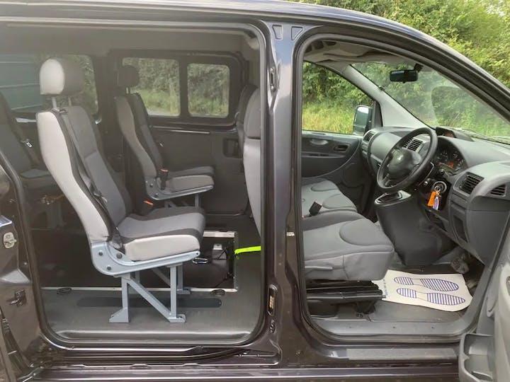 Grey Peugeot Expert Tepee Comfort L1 HDi 2015
