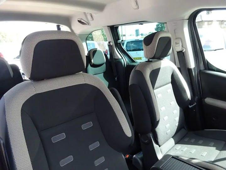 Grey Citroën Berlingo Multispace HDi Xtr 2015