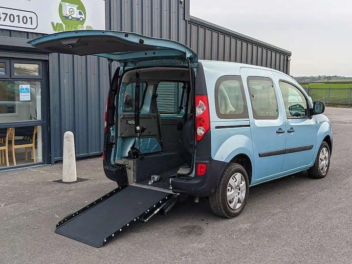 Renault Kangoo Extreme 16V 2011