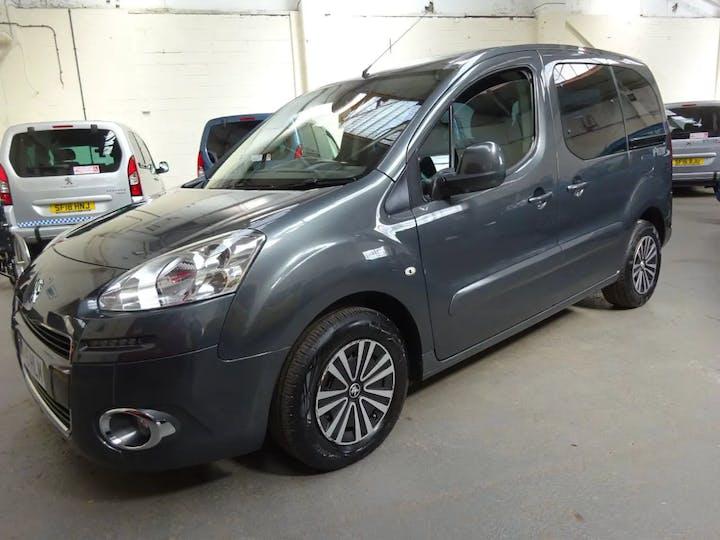 Grey Peugeot Partner HDi S/S Tepee S 2015