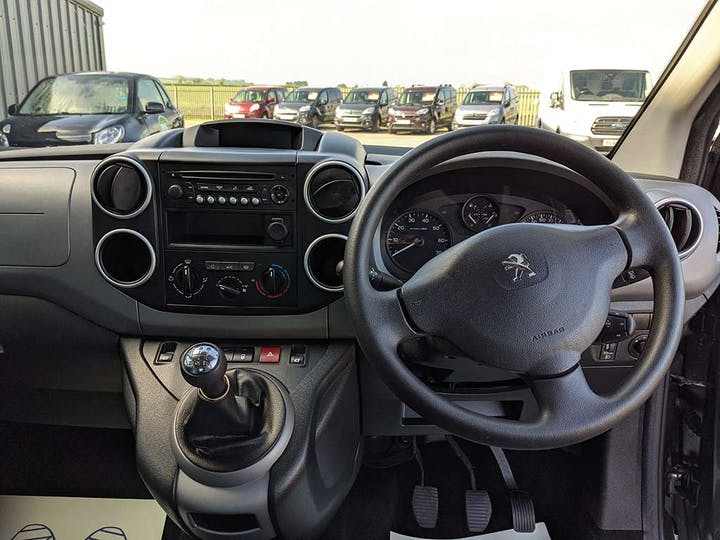 Peugeot Partner Horizon Re / Tepee Active 2016
