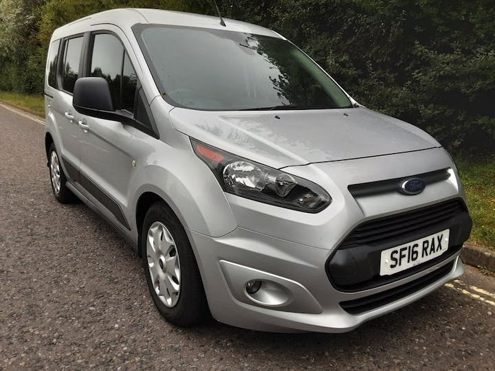 Silver Ford Freedom RS 2016