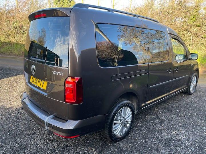 Brown Volkswagen Caddy Maxi C20 Life TDi 2019