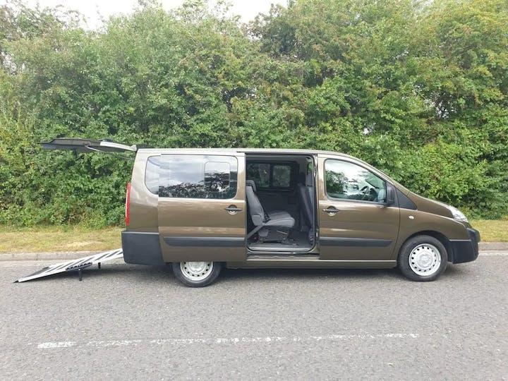 Brown Peugeot Expert HDi Tepee Comfort L2 2013