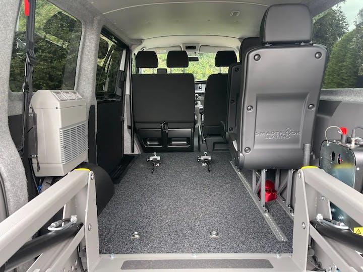 Grey Volkswagen Transporter T28 TDi P/v Startline 2021