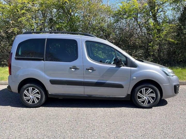 Grey Citroën Berlingo Multispace Bluehdi Xtr Etg6 2016