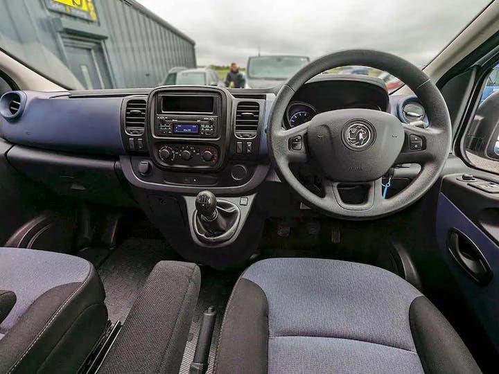 Vauxhall Vivaro Combi CDTi 2016