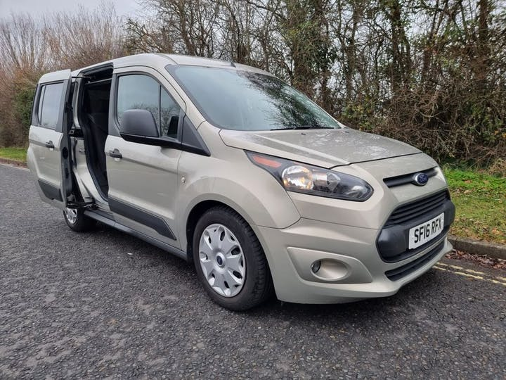 Silver Ford Freedom Re 2016