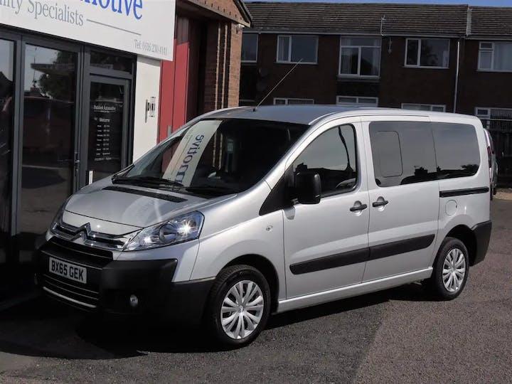 Citroën Dispatch Combi L1h1 HDi SX 2015