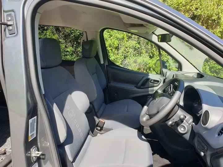 Grey Citroën Berlingo Multispace Touch 2016