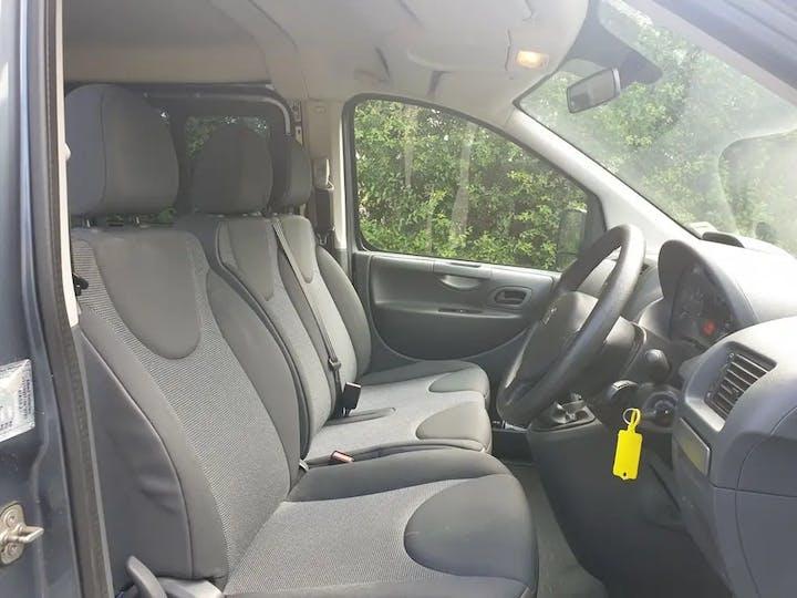Grey Peugeot Expert HDi Tepee Comfort L2 2014