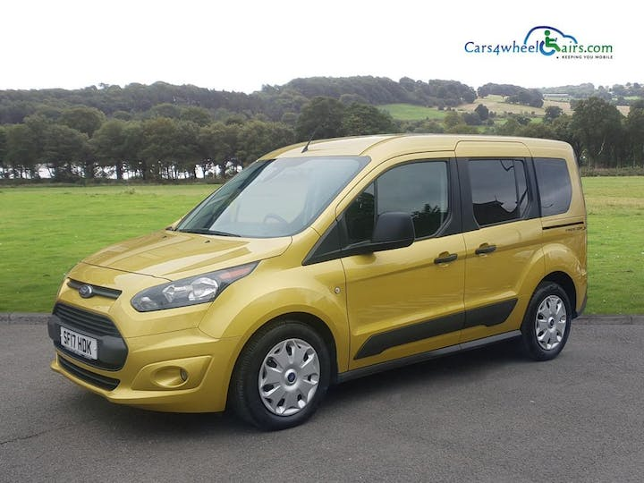 Gold Ford Freedom Re 2017