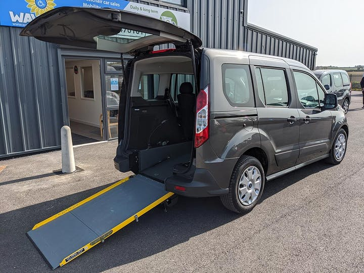 Ford Tourneo Connect Zetec TDCi 2017