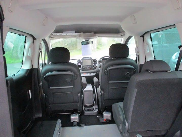 Grey Citroen Berlingo Multispace Bluehdi Xtr Etg6 2016