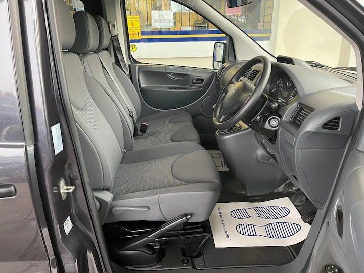 Grey Peugeot Expert HDi Tepee Comfort L2 2016