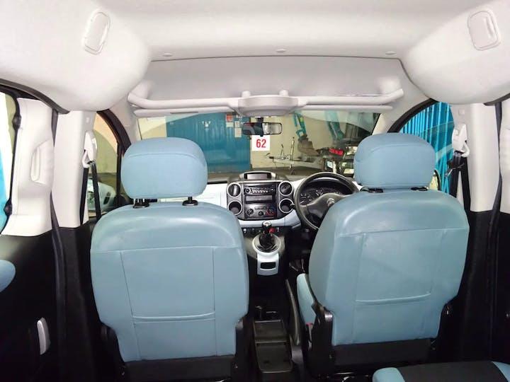 Grey Citroen Berlingo Multispace HDi Plus 2014