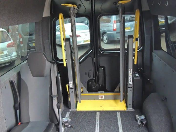 Black Renault Master Mm33 Business DCi P/v Quickshift 2018