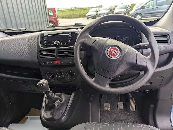 FIAT Doblo Mylife 2012
