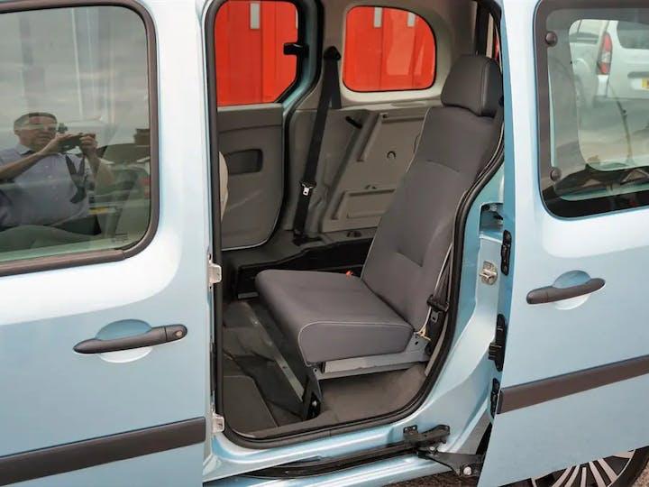 Renault Kangoo Expression 16V 2010