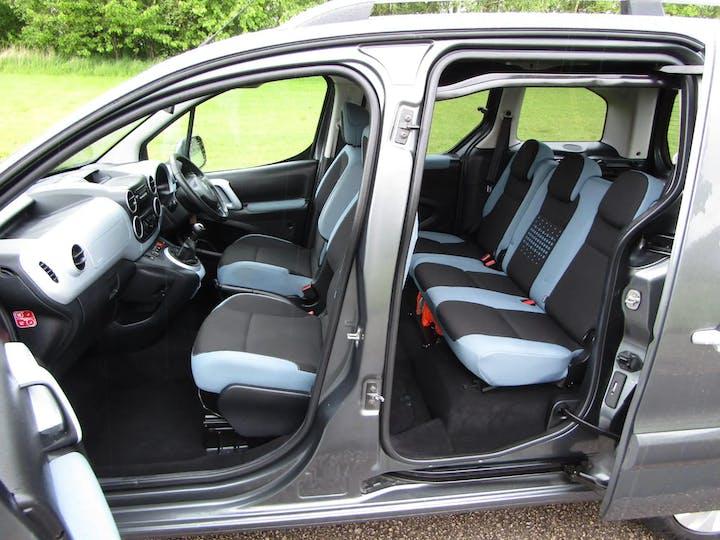 Grey Citroën Berlingo Multispace HDi Plus 2014