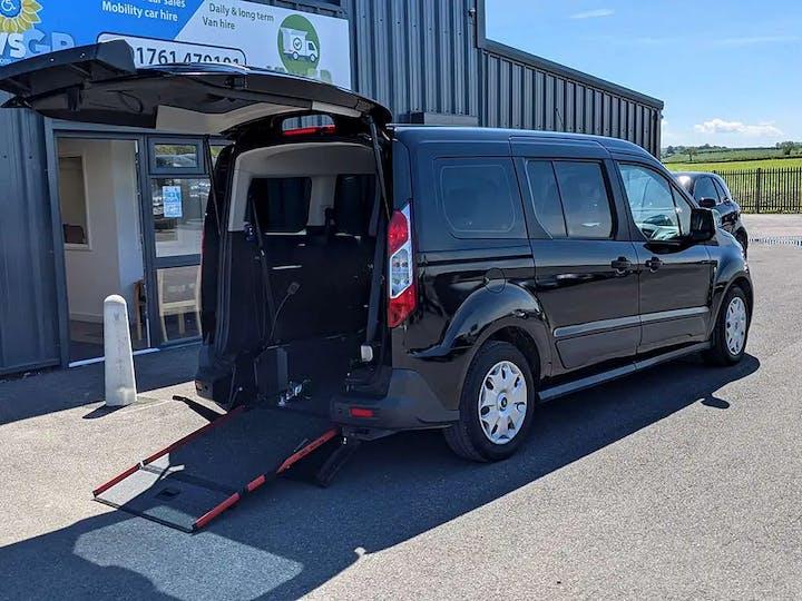 Ford Grand Tourneo Connect Zetec TDCi 2017