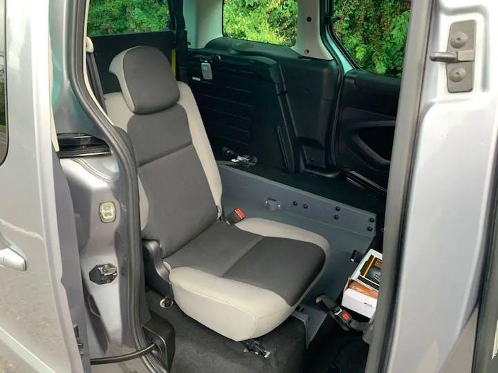 Grey Citroën Berlingo Multispace Bluehdi Feel Edition 2016